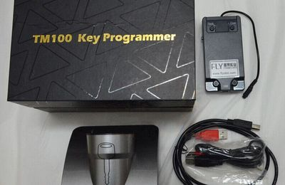TM100 Key Programmer Full 62 Modules Price has been cut in half