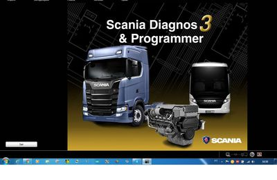 Scania VCI2 VCI3 SDP3 V2.29 Software Free Download