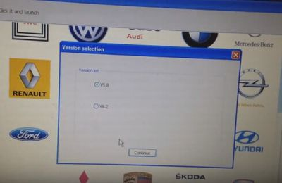 How to read Opel Astra H Pin Code via FVDI Commander