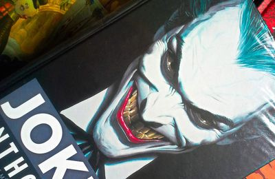 Joker Anthologie, les plus grands méfaits du clown prince du crime.
