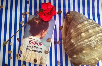 Le chant de l'océan, de Marie-Bernadette DUPUY
