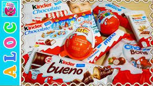 "Attention : Kinder Chocolat et Kinder Maxi contiennent des substances ""potentiellement cancérogènes"""