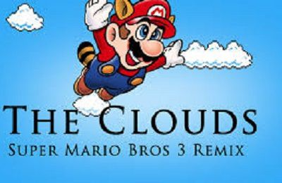 Play Mario on Clouds