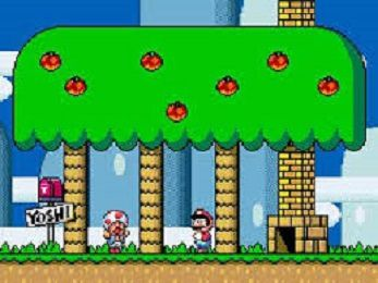 SUPER MARIO REVIVED GAME