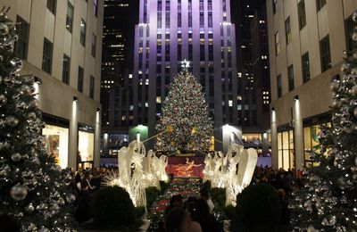 New-York : Rockefeller center