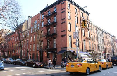 New-York : Greenwich Village