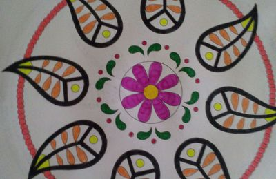 Coloriage anti-stresse