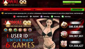 Jadwalqq - Agen Poker Online Agen Domino Online Terpercaya