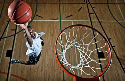 12 Killer tips for upping your Basketball game
