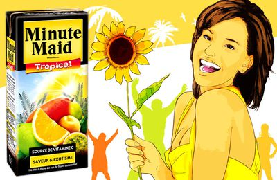 """Minute """"Maid For You!"""" :)"""