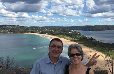 AUSTRALIE : NORTH NARRABEEN et PALM BEACH