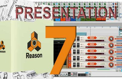 Propellerhead Reason 7 crack