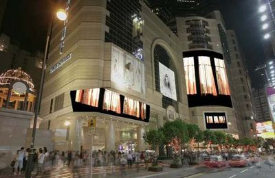 I miss Hong Kong! One of my favorite malls.