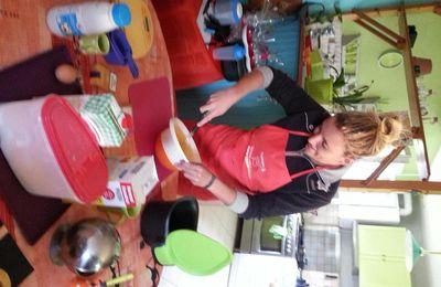 Atelier culinaire le 7 janvier avec Maloya.