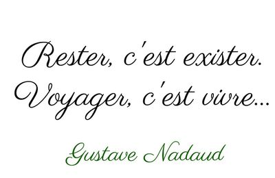Citation de Gustave Nadaud