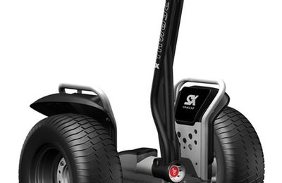 How does a Segway work.