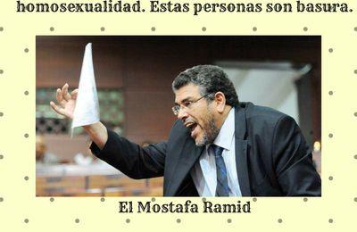 El Mostafa Ramid, une crapule homophobe au Maroc qualifie les homosexuels de détritus de la société