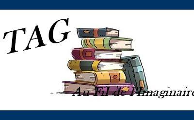 TAG : mes habitudes littéraires
