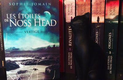 Les Etoiles de Noss Head - Vertige - Sophie Jomain - France Loisirs