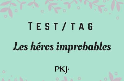 TAG by Pocket Jeunesse : Héros Improbables