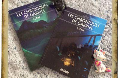 Les Chroniques de Gabriel - 2 L'envol - Auto Edition