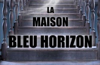 La maison bleu horizon -  Jean-Marc Dhainaut - Taurnada