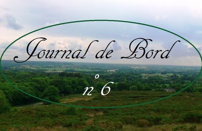 ♥ Journal de Bord n°6 ♥