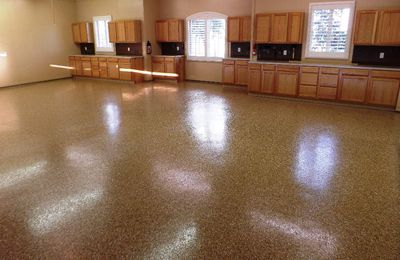 Choosing Help for an Epoxy Floor Coating in Dallas