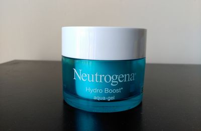 CdC : Aqua-gel Neutrogena