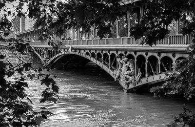 Crue de la Seine - Paris Ouest
