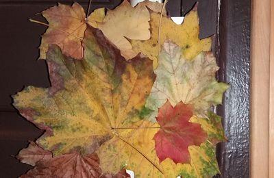 Tableau d'automne