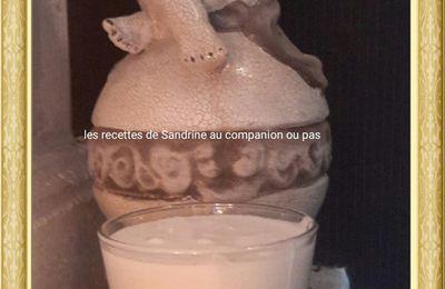 Faire son fondant blanc pâtissier au companion (ou autre robot)