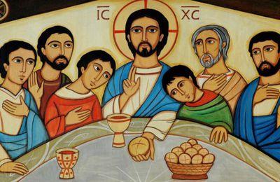 SEMAINE SAINTE: Mon catéchisme à moi