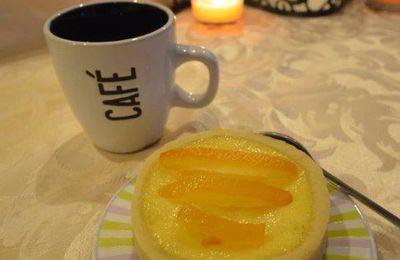 Tartelettes à l'orange.