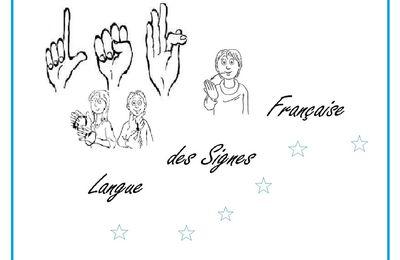 LSF : Verbes, adjectifs et prépositions contraires.