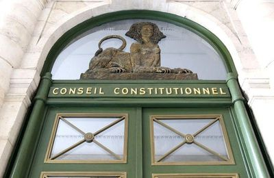 La composition du Conseil constitutionnel :