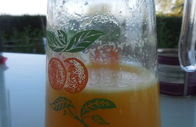 JUS AUX TROIS AGRUMES THERMOMIX