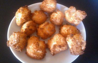 Rochers au coco (ou rochers congolais) Thermomix