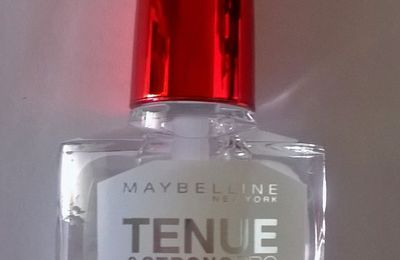Gemey Maybelline, Top Coat effet gel 3D