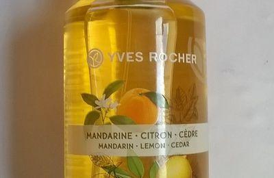 Yves Rocher, Mandarine - Citron - Cèdre