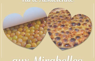 Tarte Alsacienne aux Mirabelles