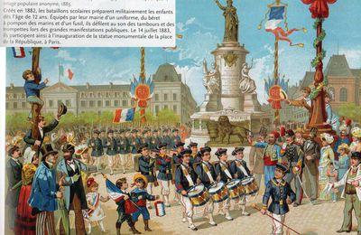 La IIIe République jusqu'en 1914 (Année scolaire 2016-2017)