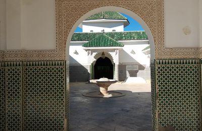 Chronique de Benslimane : Mawlid à Sidi M'Hamed Benslimane