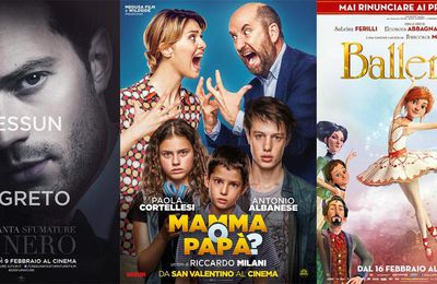 BOX-OFFICE ITALIE - 13 AU 19 FÉVRIER 2017