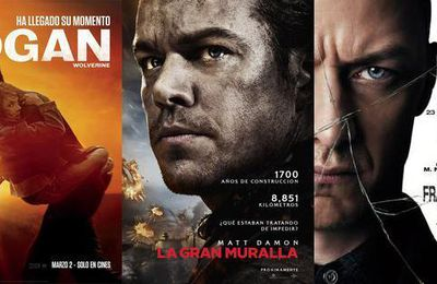 BOX-OFFICE COLOMBIE - 02 AU 05 MARS 2017