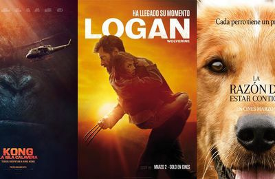 BOX-OFFICE COLOMBIE - 09 AU 12 MARS 2017