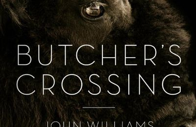 John Williams (1922 – 1994) - Butcher's crossing