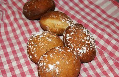 Pounchki (beignets polonais)