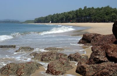 Galgibaga Beach Goa Tour Destination