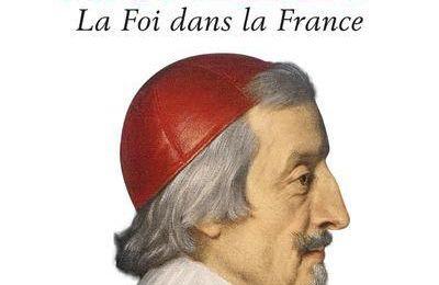 [Avis] Richelieu, la foi dans la France - Max Gallo